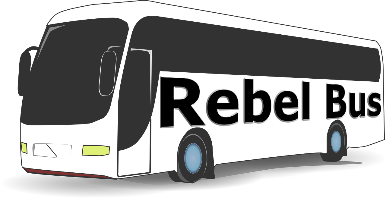 logo Rebel Bus